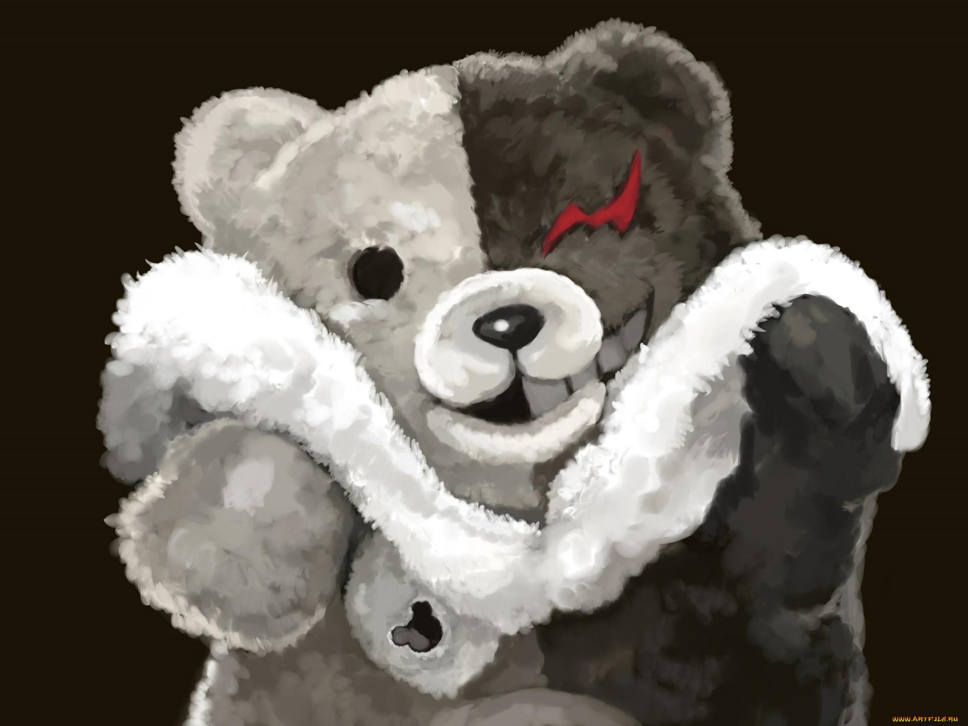 Картинка на аватарку мишка